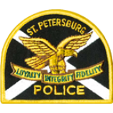 Radio St. Petersburg Police and Pinellas County Sheriff