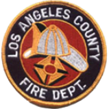 Radio Los Angeles County Fire - Blue 1, 3, 6, and 12