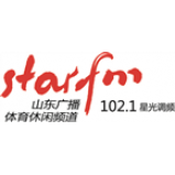 Radio Shandong Sports Leisure Radio 102.1