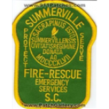 Radio Summerville Fire