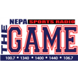 Radio The Game 1400
