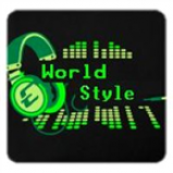 Radio World Style Radio